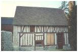 """Maison dite """"Cauchois"""". Ancienne ferme construite à la fin du XVIIe siècle"""