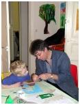 ateliers peinture pour les enfants