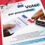 Vignette  vote par procuration