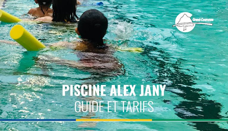 Centre aquatique Alex Jany et salle de remise en forme