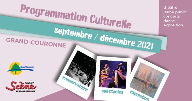 Programme Culturel de Grand-Couronne
